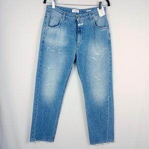 CLOSED Heartbreaker Jeans Distressed GirlfriendNWT